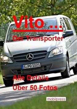 Vito … Der Transporter von Zimmermann,  Gerd