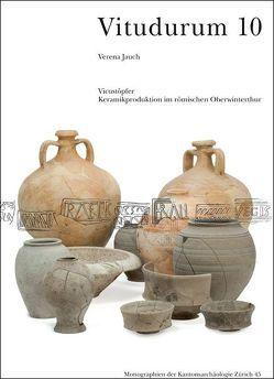 Vitudurum 10 von Jauch,  Verena, Thierrin-Michael,  Gisela