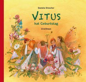 Vitus hat Geburtstag von Drescher,  Daniela