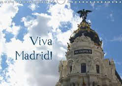 Viva Madrid! (Wandkalender 2019 DIN A4 quer) von Falk,  Dietmar