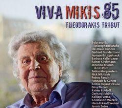 Viva Mikis 85 von Papanastasiou,  Kostas, Schöne,  Gerhard, Wecker,  Konstantin