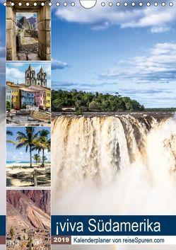 ¡viva Südamerika (Wandkalender 2019 DIN A4 hoch) von Bergwitz,  Uwe
