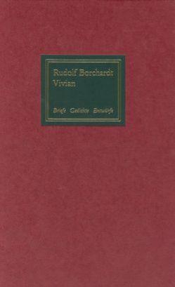 Vivian von Borchardt,  Rudolf, Kemp,  Friedhelm, Schuster,  Gerhard