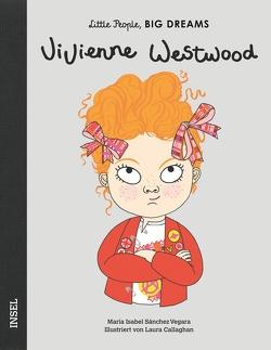 Vivienne Westwood von Becker,  Svenja, Callaghan,  Laura, Sánchez Vegara,  María Isabel