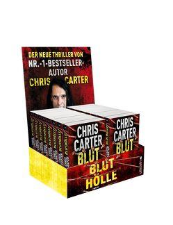 VKE 10 Carter, Bluthölle von Carter,  Chris, Uplegger,  Sybille
