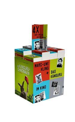 VKE 100 Kling, Känguru Backlistpaket TB von Kling,  Marc-Uwe