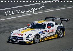 VLN Rennsport (Tischkalender 2019 DIN A5 quer) von Mueller,  Gerhard