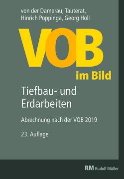 VOB im Bild – Tiefbau- und Erdarbeiten von Holl,  Georg, Poppinga,  Hinrich