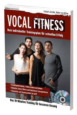 Vocal Fitness von Bülow,  Walter von, Jeschke,  Lennart
