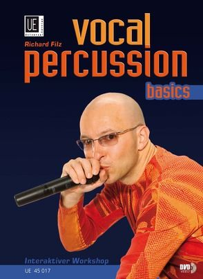 Vocal Percussion Basics – DVD von Filz,  Richard