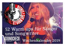 Vocal Wochenkalender 2019 von Marquard,  Annette