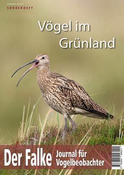 Vögel im Grünland von Redaktion Der Falke