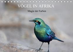 Vögel in Afrika – Magie der Farben (Tischkalender 2018 DIN A5 quer) von Herzog,  Michael