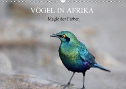 Vögel in Afrika – Magie der Farben (Wandkalender 2018 DIN A3 quer) von Herzog,  Michael