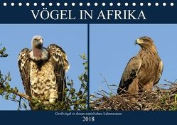 Vögel in Afrika (Tischkalender 2018 DIN A5 quer) von Herzog,  Michael