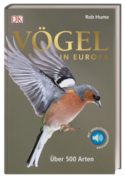 Vögel in Europa von Hume,  Rob
