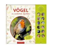 Vögel in unserem Garten von Haag,  Holger