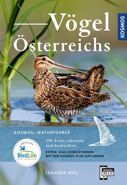 Vögel Österreichs von Khil,  Leander