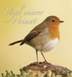 Vögel unserer Heimat 2021 von Korsch Verlag
