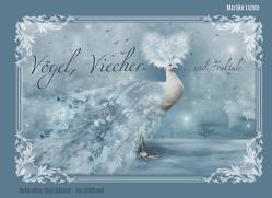 Vögel, Viecher und Fraktale von Lichte,  Marijke