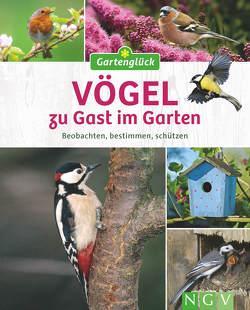 Vögel zu Gast im Garten von Gutjahr,  Axel
