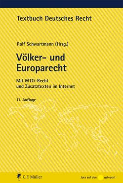 Völker- und Europarecht von Schwartmann,  Rolf