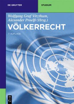 Völkerrecht von Proelß,  Alexander, Vitzthum,  Wolfgang