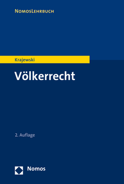 Völkerrecht von Krajewski,  Markus