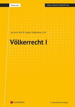 Völkerrecht I von Stadlmeier,  Sigmar