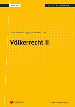 Völkerrecht II von Stadlmeier,  Sigmar