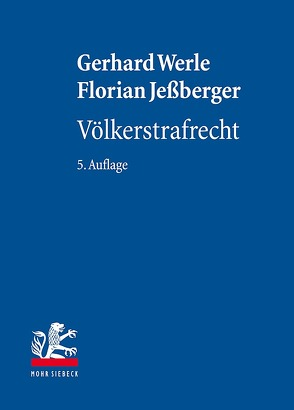Völkerstrafrecht von Jeßberger,  Florian, Werle,  Gerhard