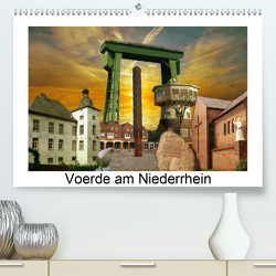 Voerde am Niederrhein (Premium, hochwertiger DIN A2 Wandkalender 2020, Kunstdruck in Hochglanz) von Daus,  Christine