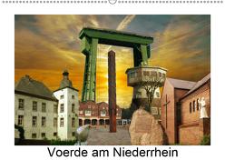 Voerde am Niederrhein (Wandkalender 2019 DIN A2 quer) von Daus,  Christine