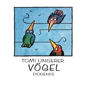 Vögel von Ungerer,  Tomi
