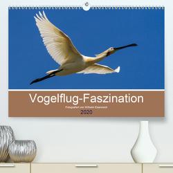 Vogelflug-Faszination (Premium, hochwertiger DIN A2 Wandkalender 2020, Kunstdruck in Hochglanz) von Eisenreich,  Wilhelm