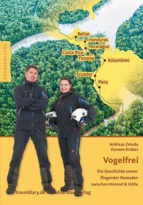 Vogelfrei von Kröber,  Doreen, Zmuda,  Andreas