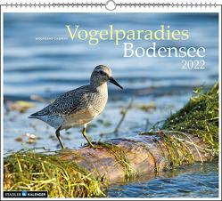 Vogelparadies Bodensee 2022 von Caspers,  Wolfgang