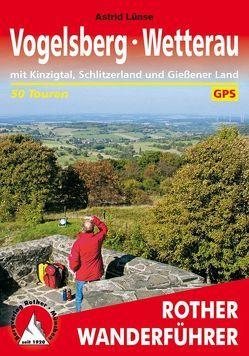 Vogelsberg – Wetterau von Lünse,  Astrid