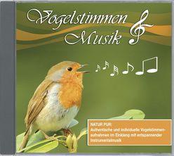 Vogelstimmen & Musik von Dingler,  Karl H, Dingler,  Markus