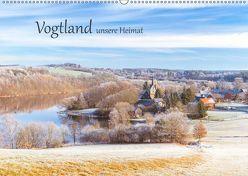 Vogtland – unsere Heimat (Wandkalender 2019 DIN A2 quer) von studio-fifty-five