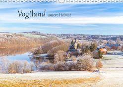 Vogtland – unsere Heimat (Wandkalender 2019 DIN A3 quer) von studio-fifty-five