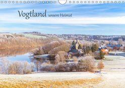 Vogtland – unsere Heimat (Wandkalender 2019 DIN A4 quer) von studio-fifty-five