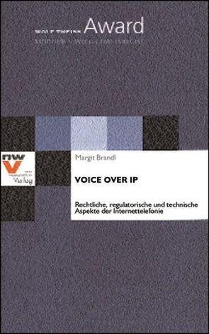 Voice over IP von Brandl,  Margit