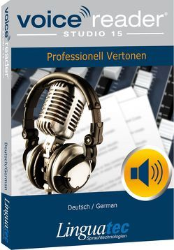 Voice Reader Studio 15 Deutsch / German