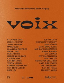VOIX von Weidinger,  Alfred