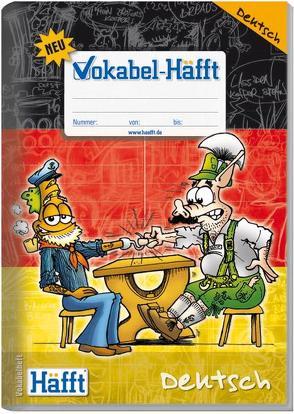 Vokabel-Häfft Deutsch (DIN A5) von Andy & Stefan