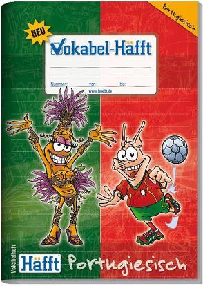 Vokabel-Häfft Portugiesisch von Andy & Stefan