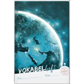 Vokabelheft Türkis