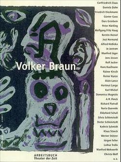 Volker Braun 60 von Hörnigk,  Frank