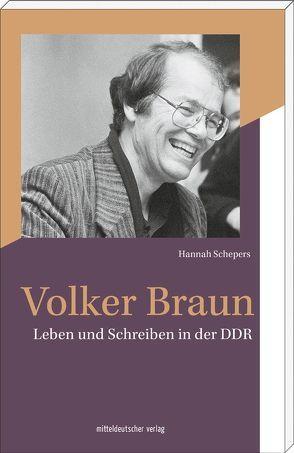 Volker Braun von Schepers,  Hannah